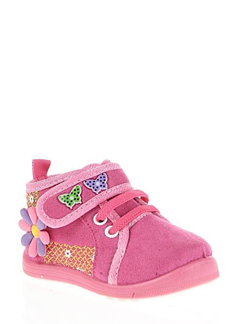Sanbe Ayakkabı Fuşya